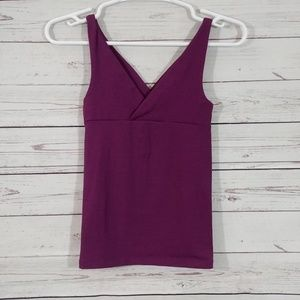 NWT Theory Sleeveless Yoga Active Top One Size
